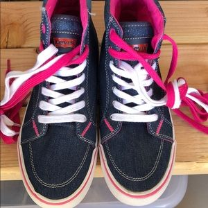 Levi's High top sneakers!